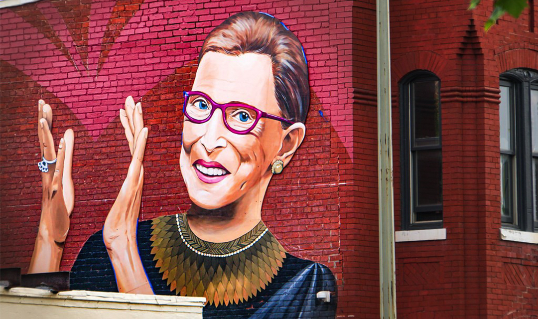 To RBG, with Love: Jewish Bar Association of Michigan to Honor Revered Supreme Court Justice – Detroit Jewish News