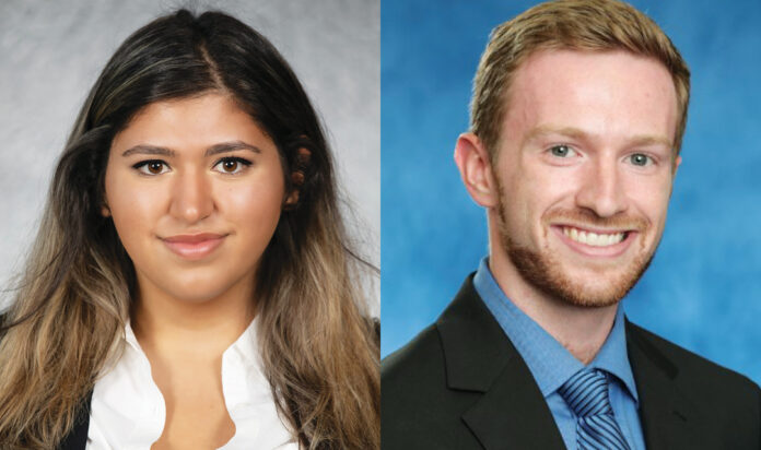 Two Law Students to be Honored by Jewish Bar Association of Michigan